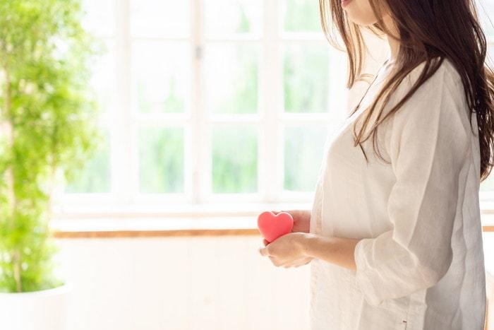 「恋をしている女性」のイメージ画像